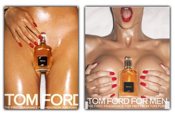 реклама аромата Tom Ford For Men