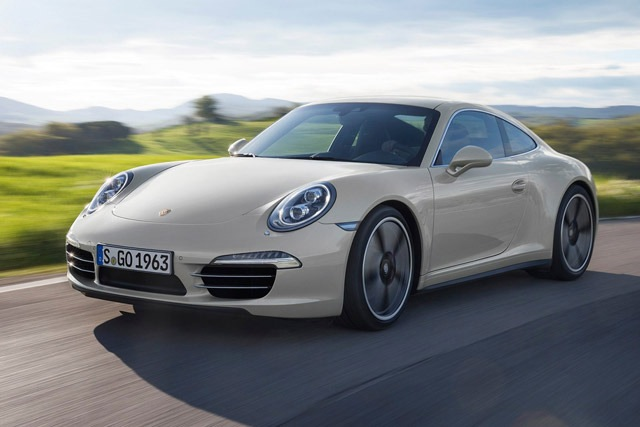 Porshe_911_50 Years Edition_1