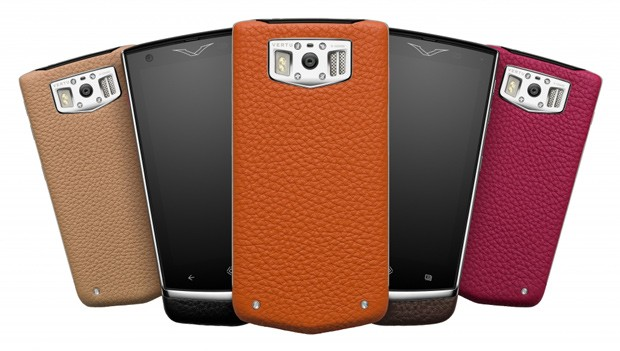 Смартфон Vertu Constellation за 5 000 евро
