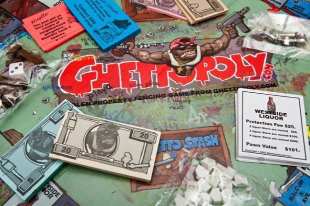 Ghettopoly (Геттополия)