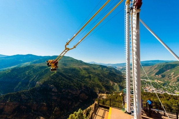 Giant Canyon Swing