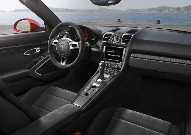 Boxster GTS - Interieur