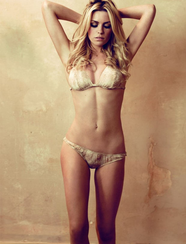 5Abbey Clancy