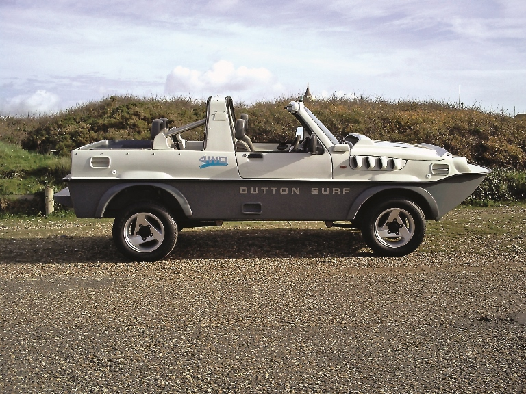 Dutton 4x4 Surf