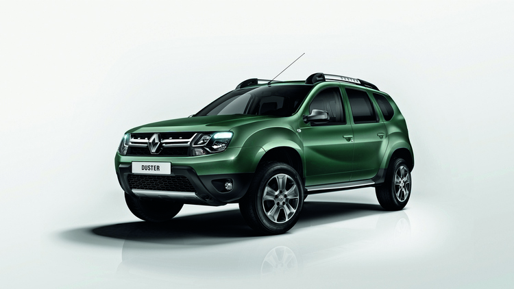 RENAULT DUSTER (H79) - PHASE 2