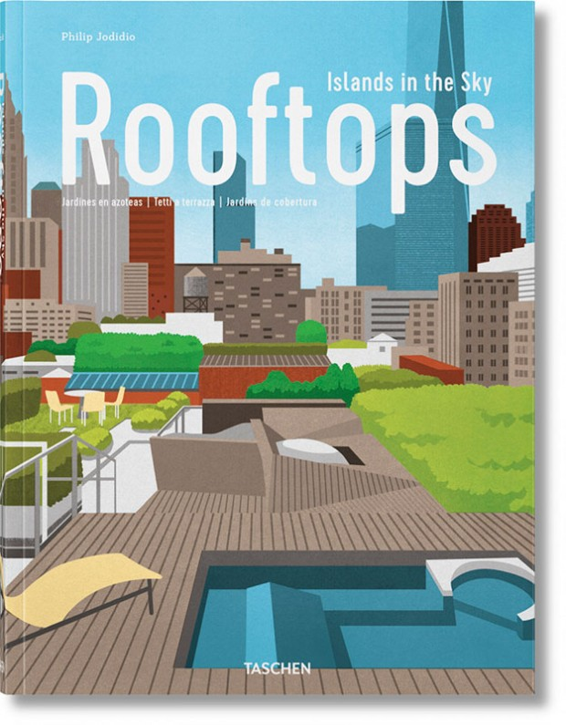 Urban Rooftops: Islands in the Sky