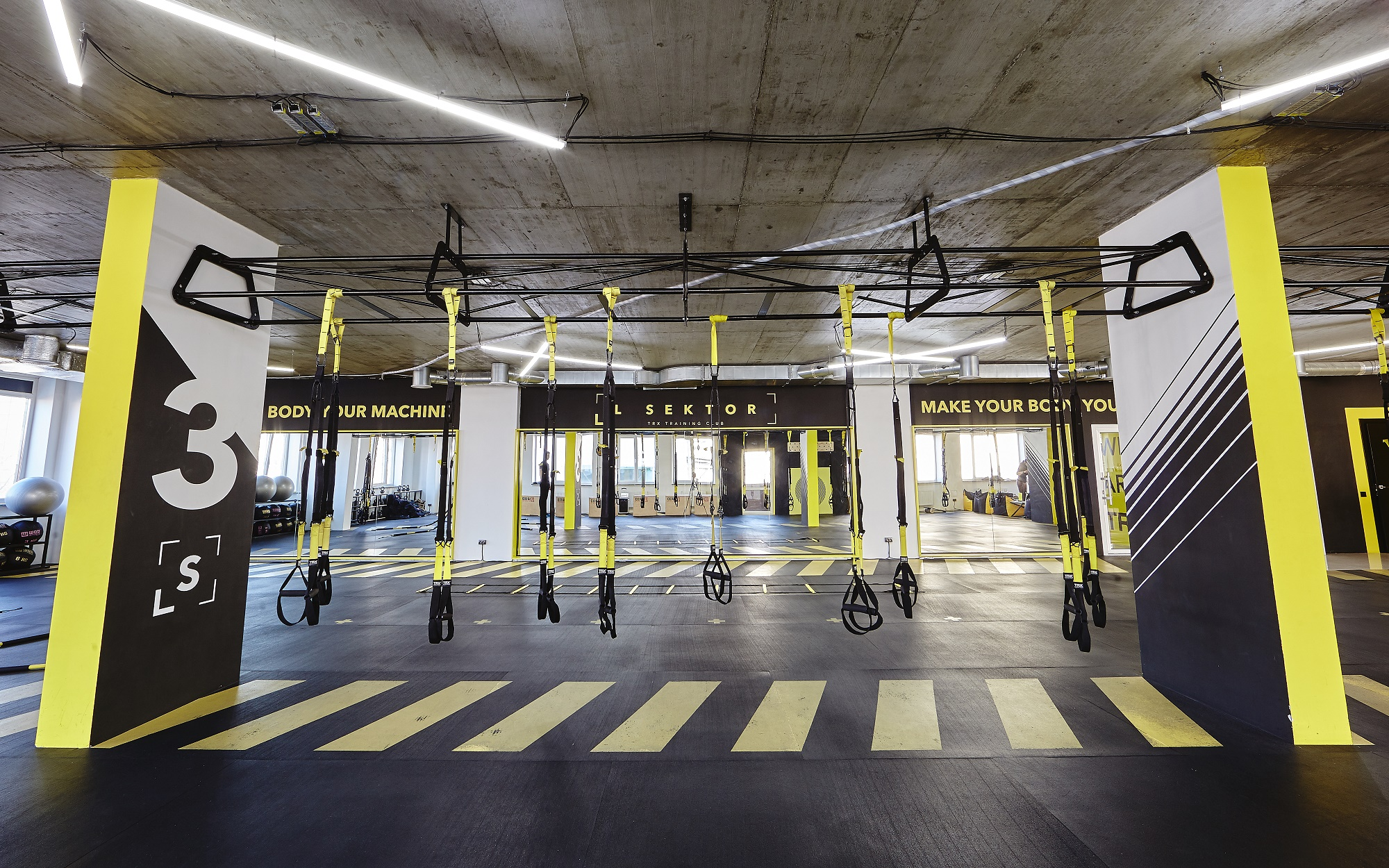 L Sektor TRX training club
