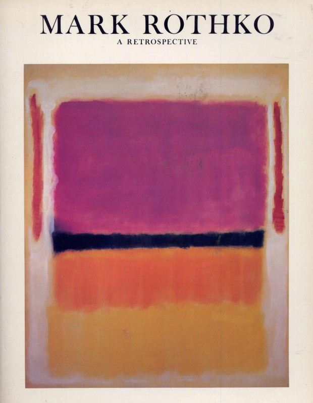 Mark Rothko, 1903-1970: A Retrospective