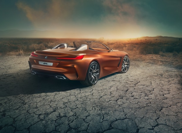 BMW Concept Z4 Roadster