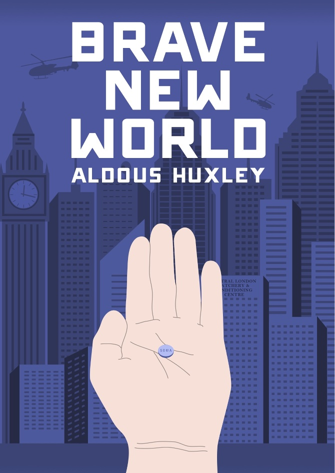 brave new world report Book report of brave new world author: aldous huxley was born in 1894, and died in 1963, the same day jfk was assassinated he first went to eton, and then to oxford he was a brilliant man, and became a successful writer of short stories in the twenties and thirties the first novels he wrote were comments on the young generation, with no goal.