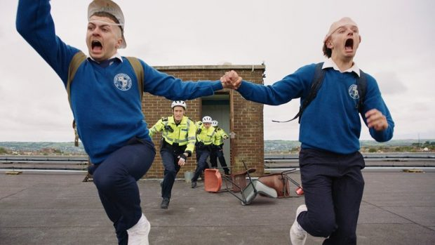 «Хулиганье» (The Young Offenders)