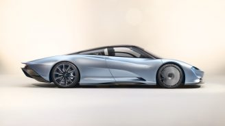 Каким будет гиперкар McLaren Speedtail (стоимостью почти 2 млн евро)