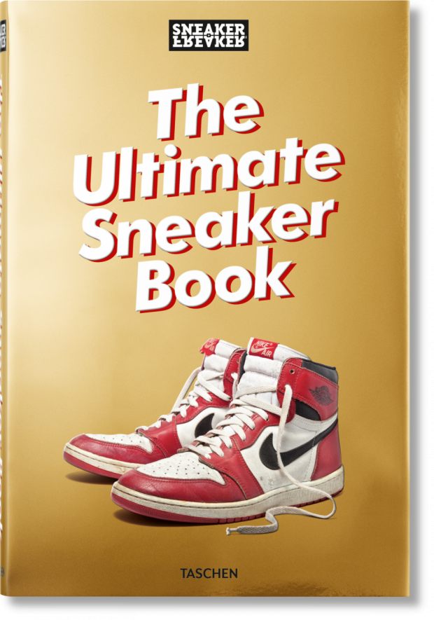 Книга недели: The Ultimate Sneaker Book