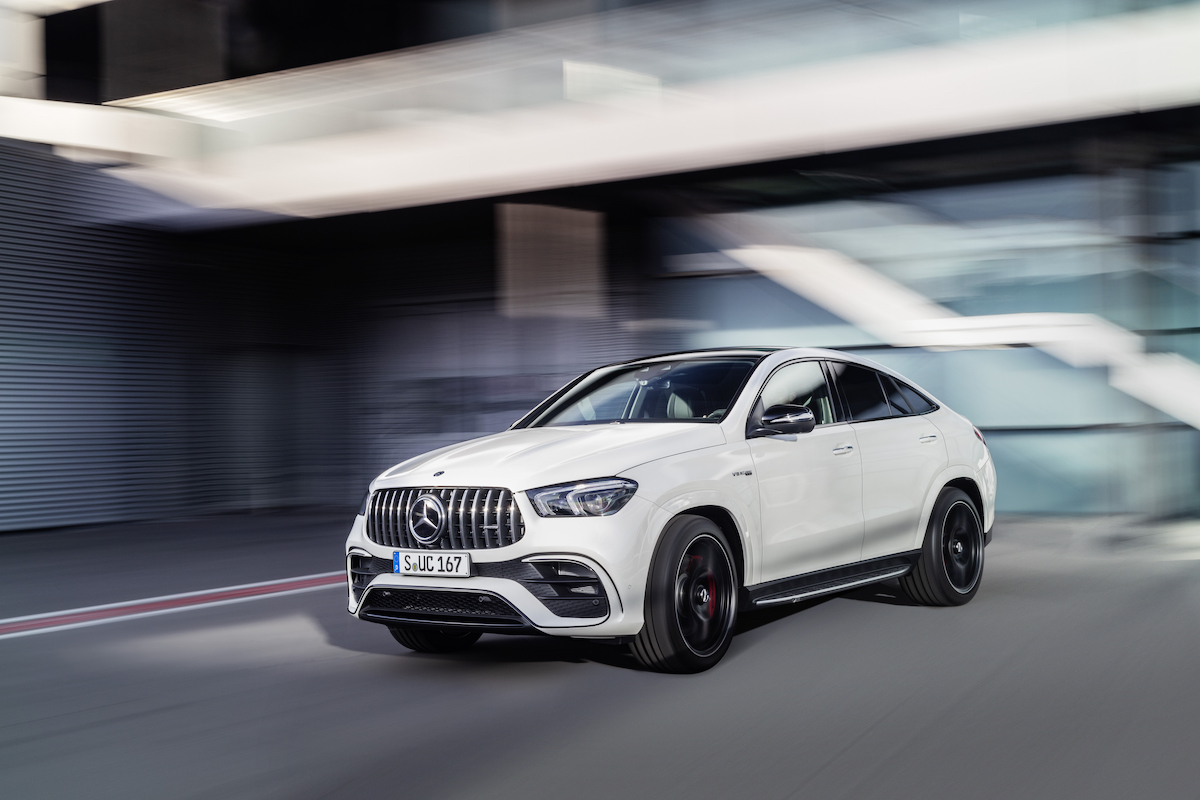 Mercedes-AMG GLE 63 S 4MATIC+ Coupé, C167, 2020 Mercedes-AMG GLE 63 S 4MATIC+ Coupé, C167, 2020